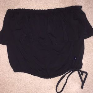 NWT ABERCROMBIE CROP TOP